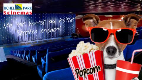 Tichelpark Kinos Geschenkgutschein