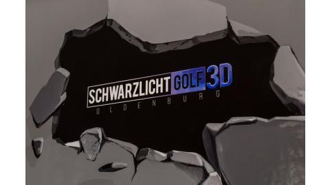 oldenburg gutschein schwarzlicht golf 3d. Black Bedroom Furniture Sets. Home Design Ideas