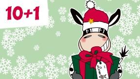 10 + 1 Weihnachtsaktion