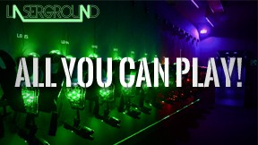 ALL YOU CAN PLAY | JEDEN MONTAG