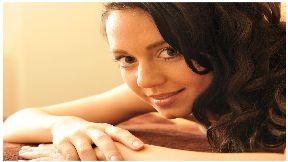 Wellnessmassage mit Aromaölen (40min.)