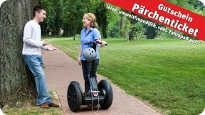 SEGWAY Pärchenticket All Day
