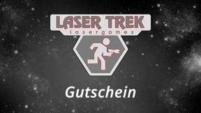 Lasertrek Gutschein für 8 Spiele